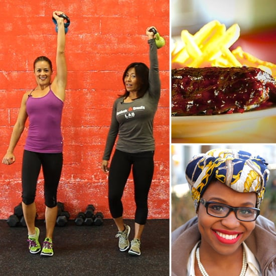 How to Rock a Head Wrap & Chili's Baby Back Ribs: The Best of PopSugarTV This Week
