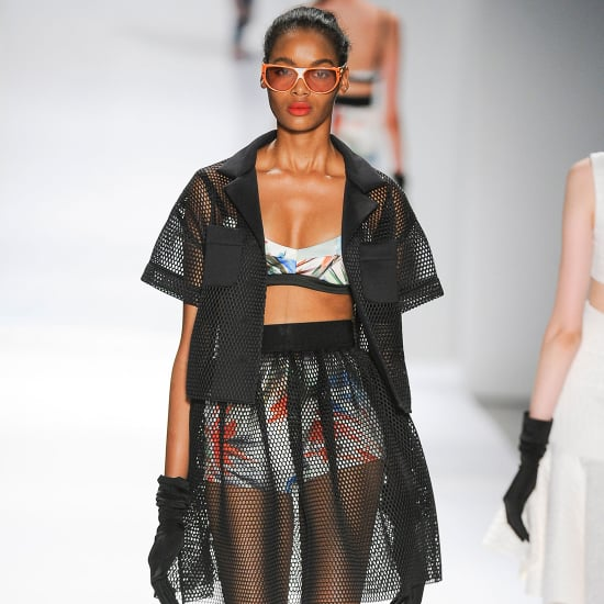 Milly Spring 2014 Runway Show   NY Fashion Week