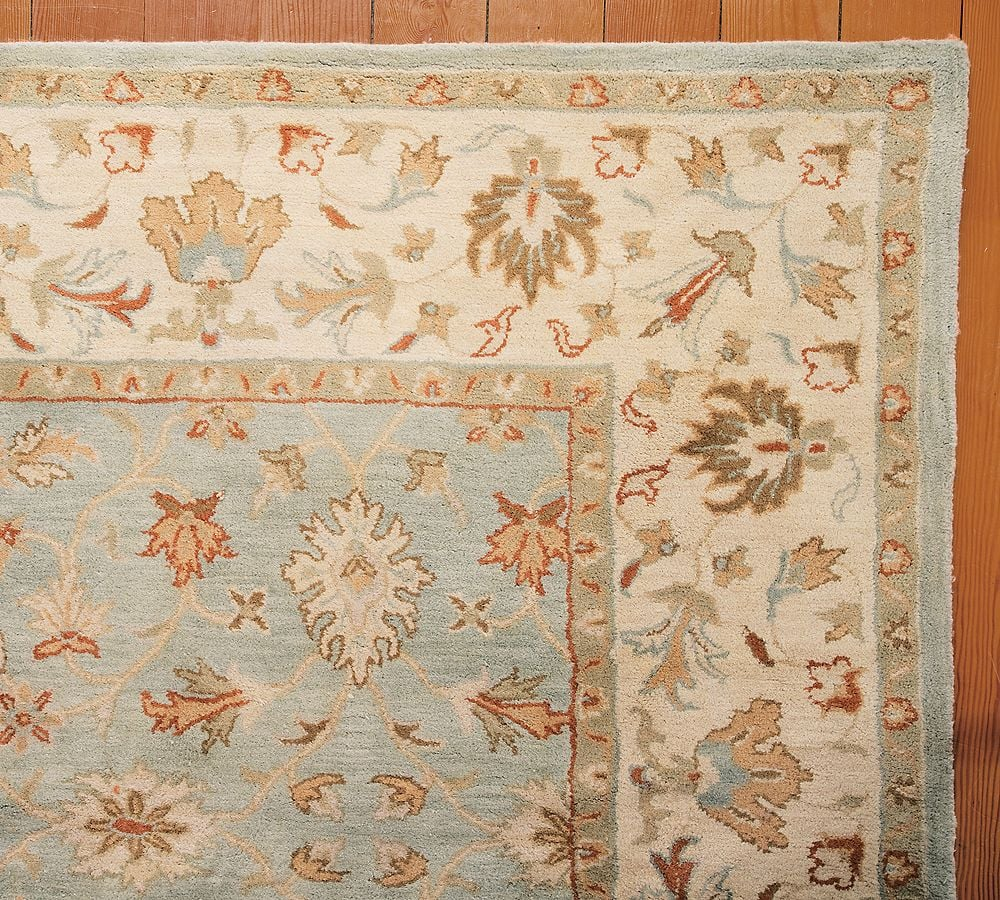 Get the look with the Pottery Barn Malika Persian-Style Rug ($149-$1,099).