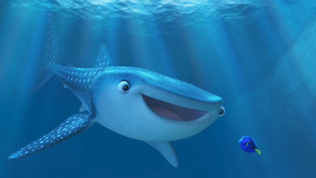 The Reason Dory Knows How to Speak Whale