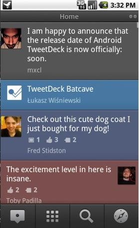 TweetDeck Android App