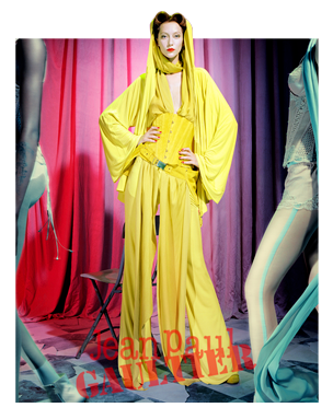 Jean Paul Gaultier Spring 2012 Ad Campaign