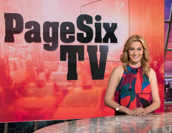 How She Got There: Elizabeth Wagmeister, Contributor on 'Page Six TV'