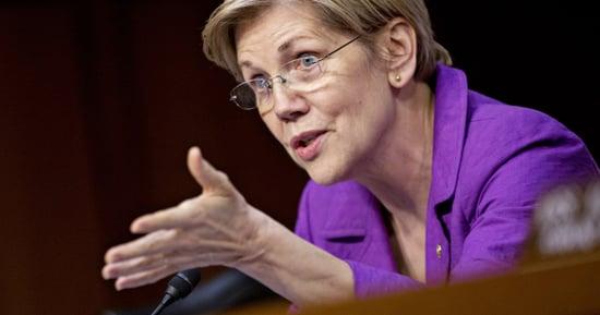 Elizabeth Warren Relies on the Advice of 'Great Philosopher' Taylor Swift