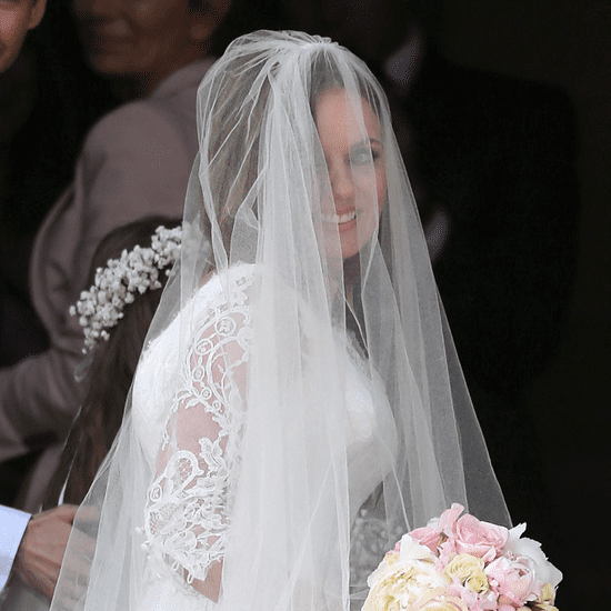 Geri Halliwell's Wedding Dress