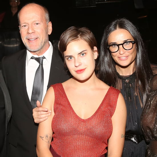 Bruce Willis and Demi Moore With Kids September 2015