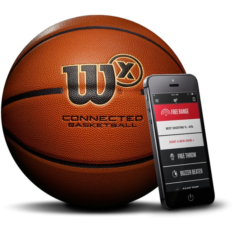 Smart Sensor Basketball Pack