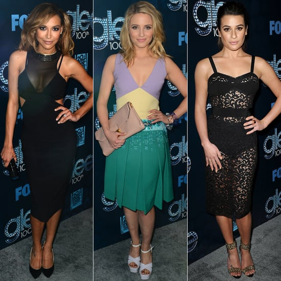 Which Glee Star's Look Hit a High Note?