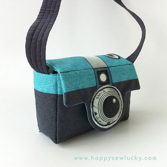 Camera Bag Sewing Pattern Pictures