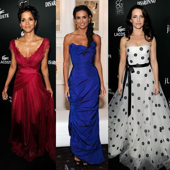 Pictures of Costume Designers Guild Awards Including Kristin Davis, Halle Berry, Demi Moore