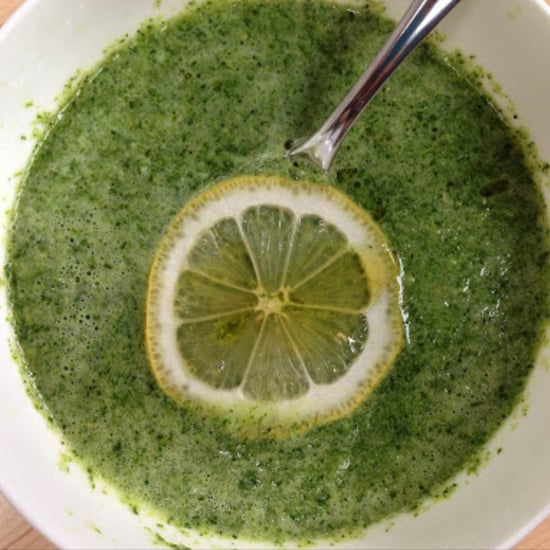 Gwyneth Paltrow Broccoli and Arugula Soup