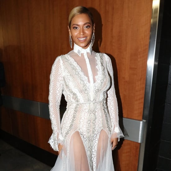 Beyonce's Dress at the Grammys 2016