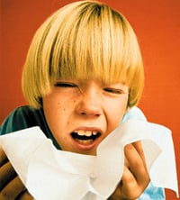 Baby Colds and Flu