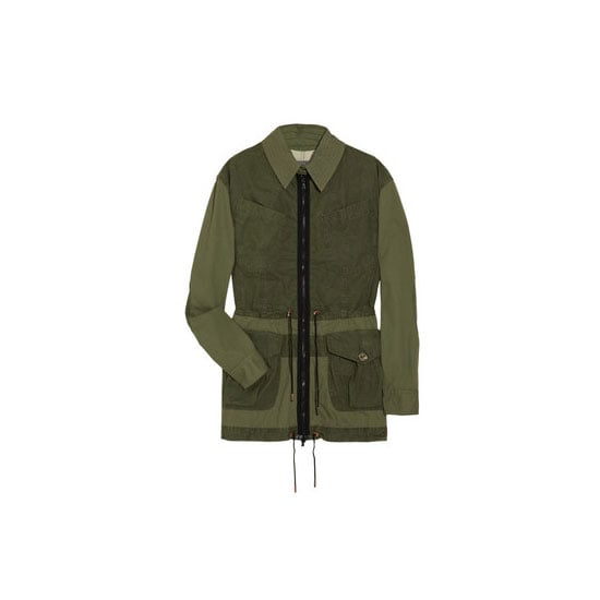 Jacket, approx $340, McQ Alexander McQueen at The Outnet