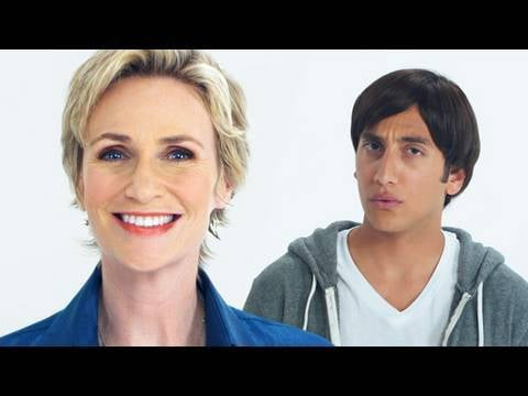 Get a Mac Ad Spoof From Jane Lynch