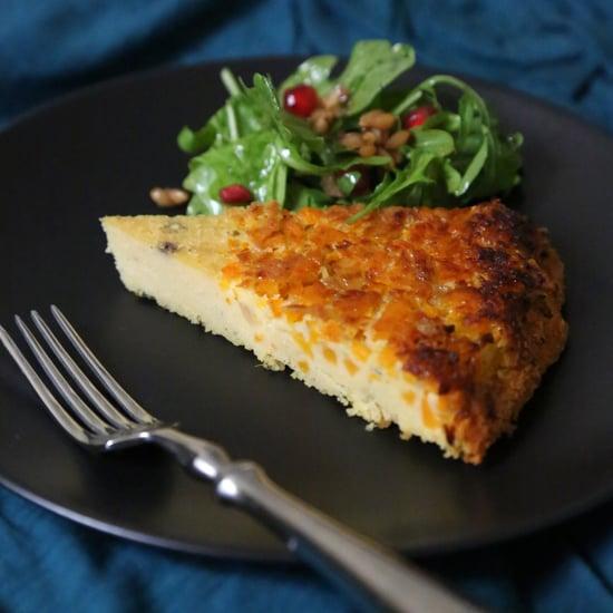 Delicious Vegetarian Thanksgiving Main Dish