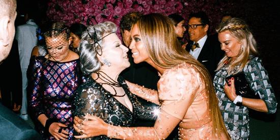 Beyonce Was Basically The Mayor Of The Met Gala