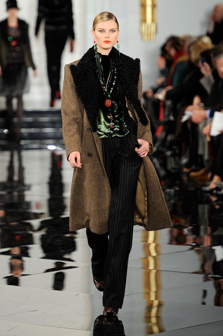 Fall 2011 New York Fashion Week: Ralph Lauren 2011-02-17 12:12:52