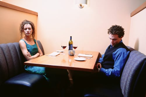 What Do You Do if a First Date Is Going Bad?