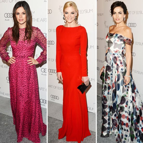 Every Gorgeous Gown From The Art of Elysium's Heaven Gala Right Here