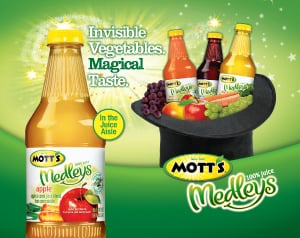 What's Hidden in Your Mott's Medleys?