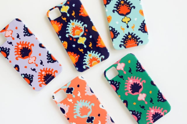 Ikat iPhone 4S and 4 Case