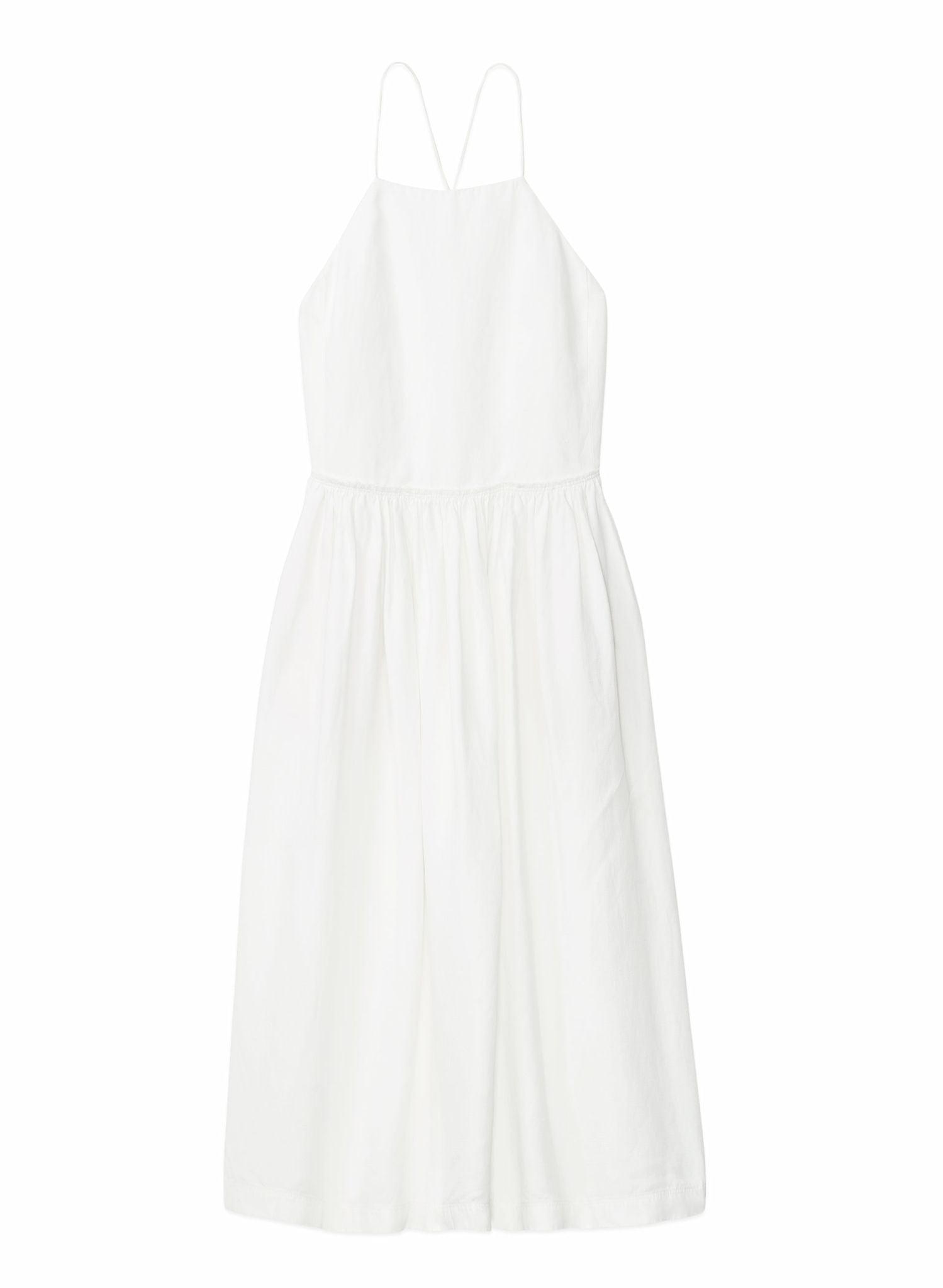 Aritzia White Dress