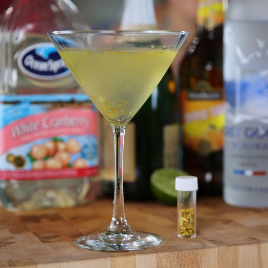 2014 Golden Globes-Inspired Cocktail