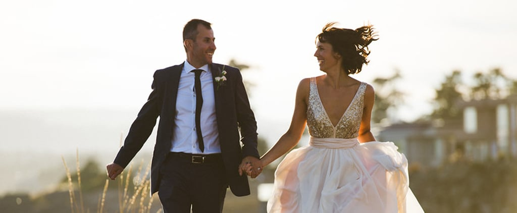 This Intimate Rustic Wedding Along the Canadian Coast Looks Straight Out of a Movie