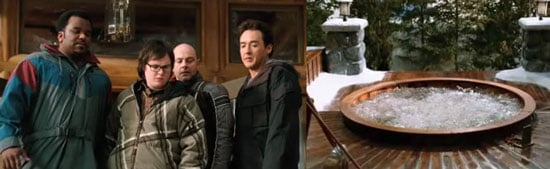Trailer for John Cusack's Hot Tub Time Machine