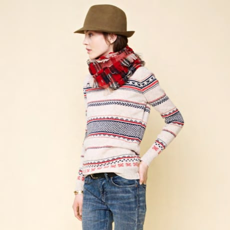 Winter Outfit Inspiration Via Madewell's Fall 2013 Lookbook