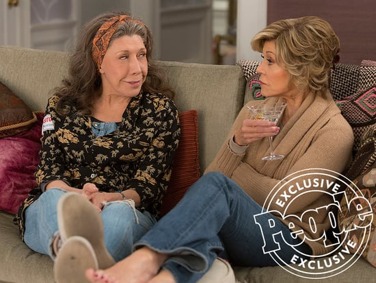 FIRST LOOK: Lily Tomlin and Jane Fonda Return to Grace and Frankie as Show's Creator Teases Season 2