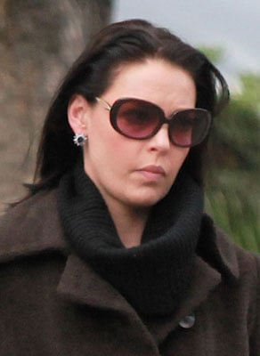 Katherine Heigl Dyes Hair Brown