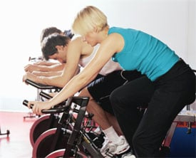 Fitness Myth: Spinning Makes Legs Bulky