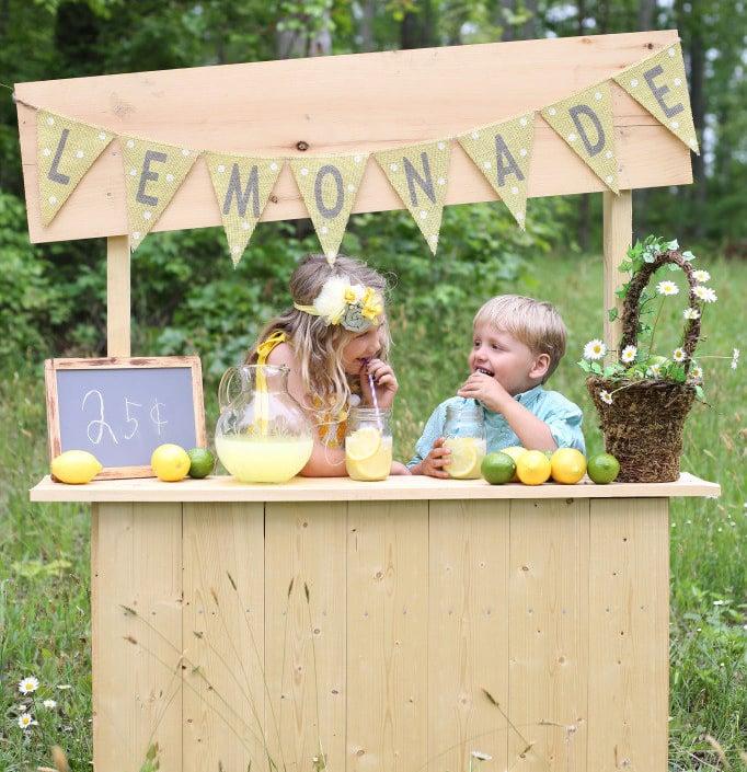 Start a Lemonade Stand