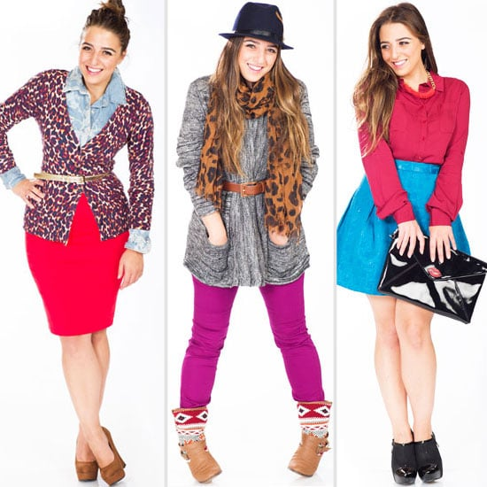 We Challenge One Girl to Style 3 Fall-Perfect Looks — All Under $150