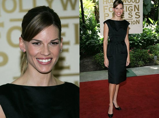 HFPA Luncheon: Hilary Swank
