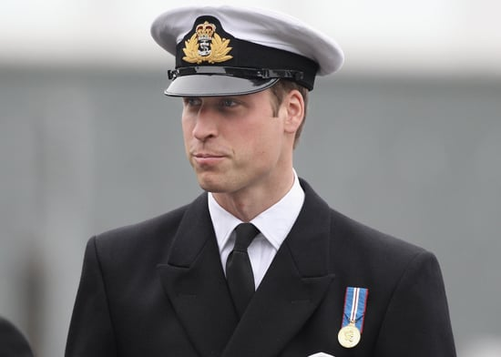 Prince William to Wear Military Uniform For Wedding