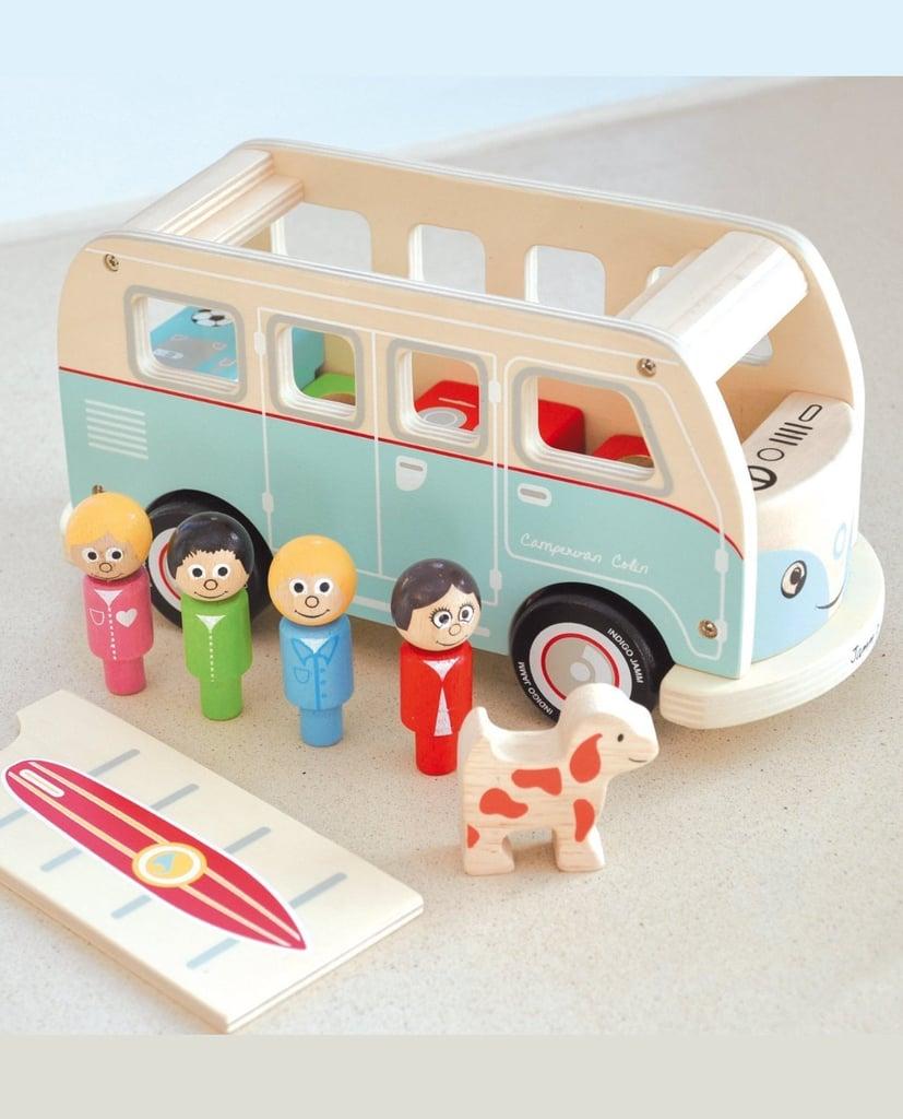 For 1-Year-Olds: Indigo Jamm Colin's Camper Van Playset