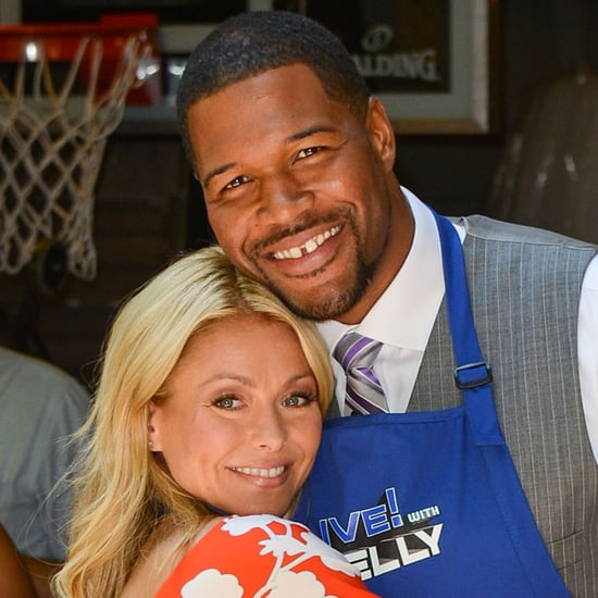 Kelly Ripa Returns to Live! With Michael Strahan Video