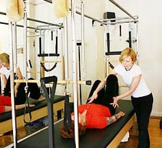 Got Back Pain?  Try Pilates