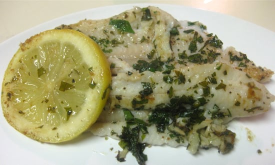 Easy White Wine Sole Recipe