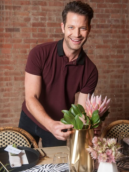 New Dad Nate Berkus Shares How His Summer Entertaining Style Has Changed