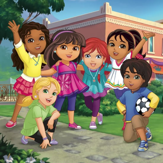 New Dora and Friends Series on Nickelodeon