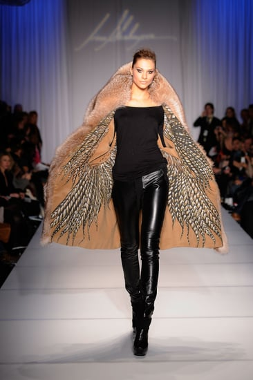 New York Fashion Week: Irina Shabayeva Fall 2010