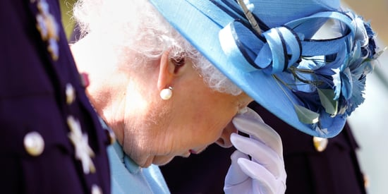 Queen Elizabeth II Just Shed A Rare Public Tear At A Memorial For Fallen Soldiers