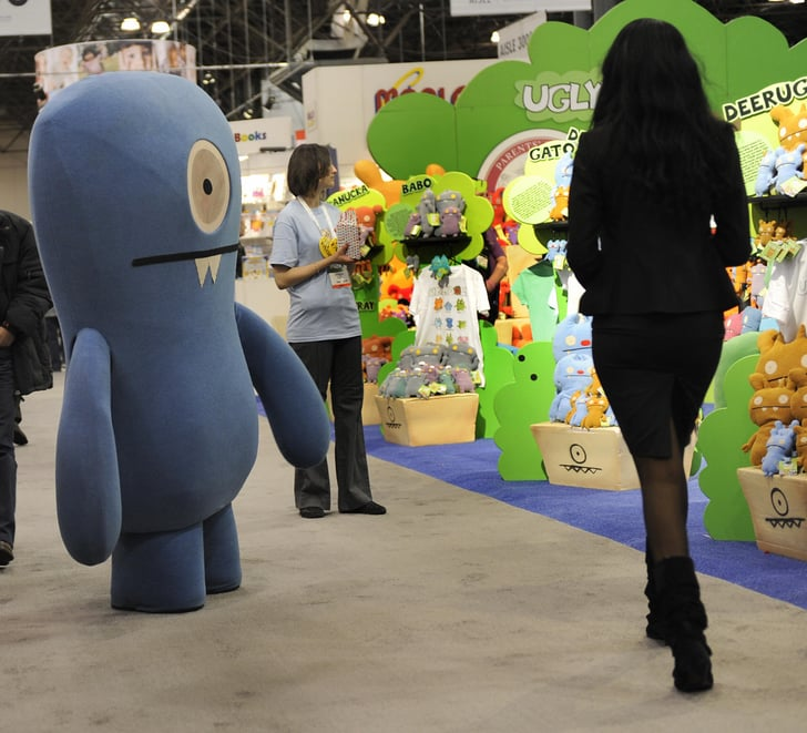 Top 5 Trends Spotted at Toy Fair 2009