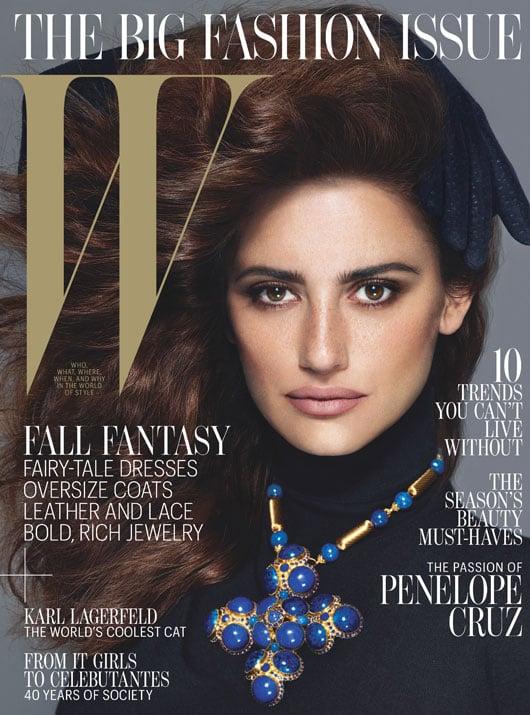W Magazine September 2012