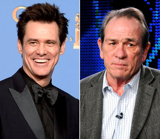 """Tommy Lee Jones Once Told Jim Carrey """"I Hate You, I Really Don't Like You"""""""