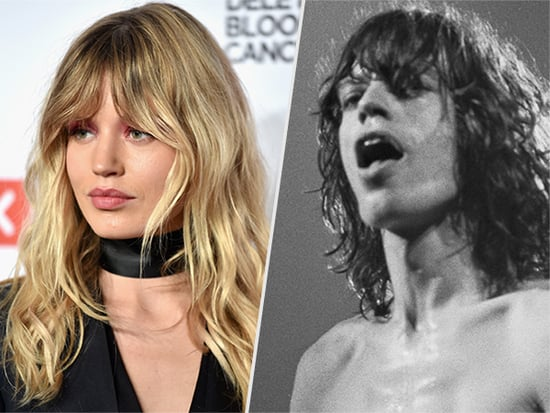 Georgia May Jagger Attends Gala Sporting Dad Mick's Famous Haircut: 'We Call It Gringe - Grown Up Fringe'